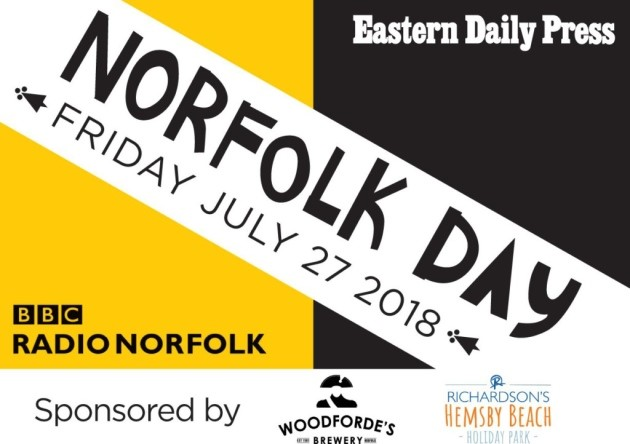 NORFOLK DAY LOGO